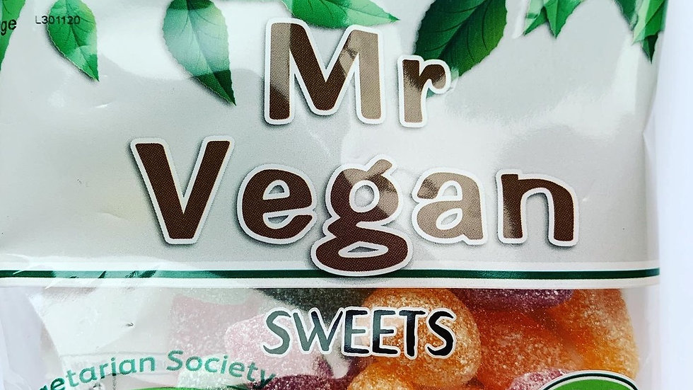 Mr Vegan Sour Fruit  Salads