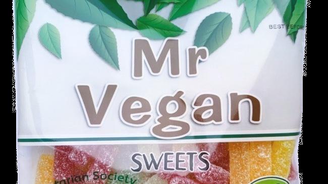 Mr Vegan Sour Chips