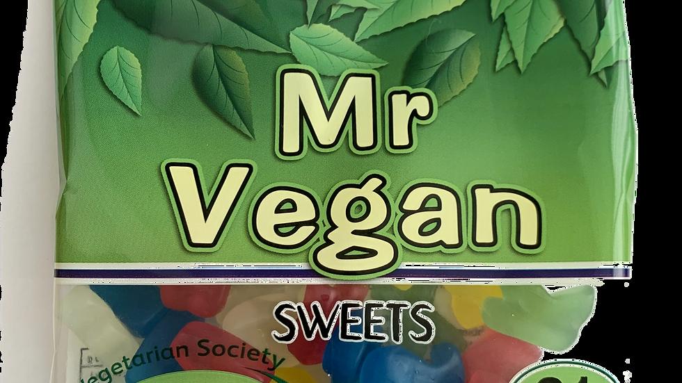 Vegan Jelly ABC Letters