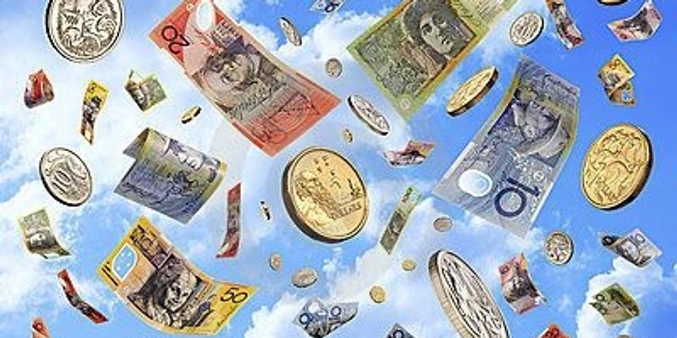 The Energetics of Money