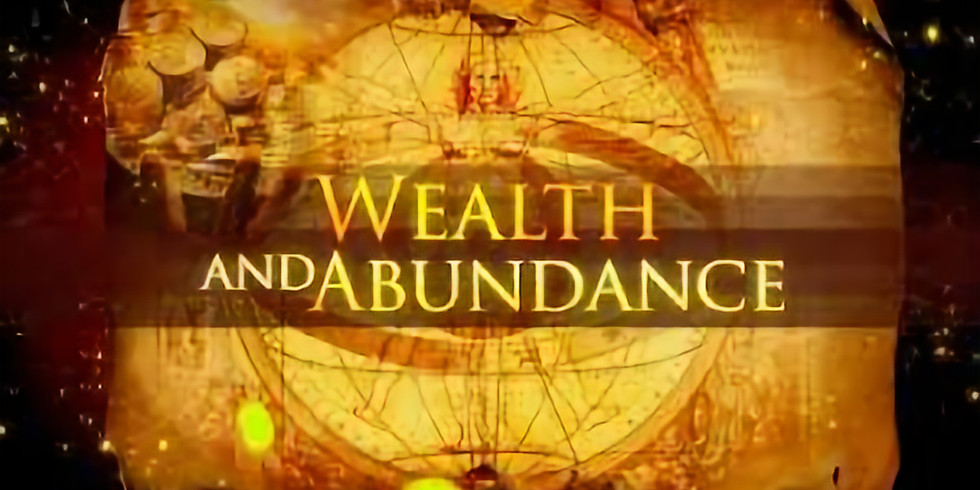 Free Group Energy Clearing for Abundance (Money)