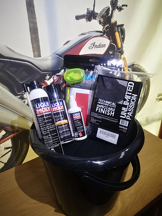 Learner Motorcycle Hamper