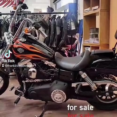 Harley Davidson Wide Glide 2010