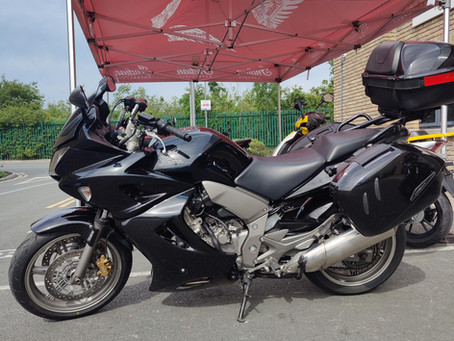WE HAVE OPENINGS AVAILABLE FOR MOTORCYCLE SERVICING - CALL NOW AT 015385005