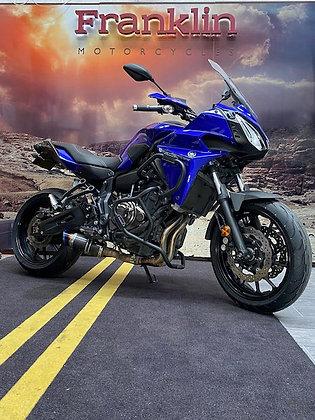 Yamaha Tracer 700 -Electric Blue MT07
