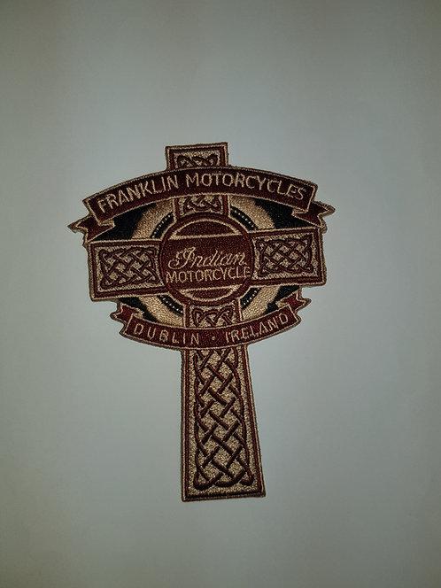 Franklins Celtic Cross Patch
