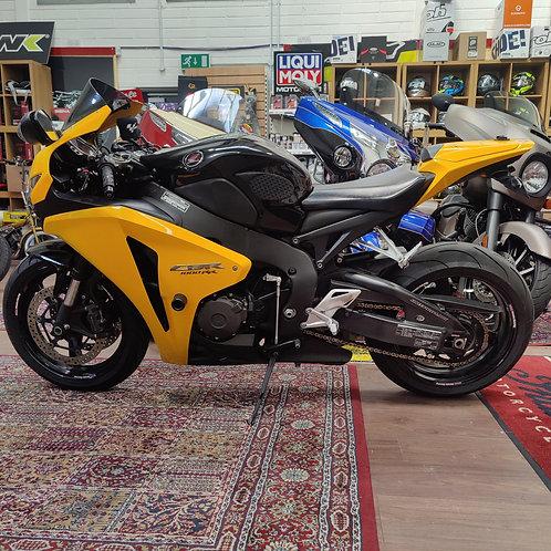 Honda CBR1000RR Fireblade 2008