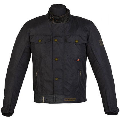 Spada Wax Motorcycle Jackets Black