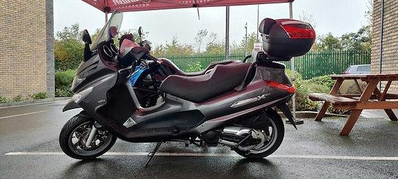 Piaggio XVO 400ie 2009