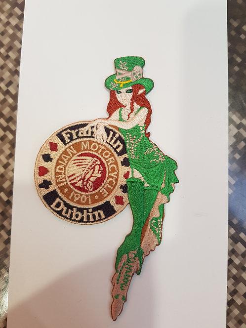 "Lady Elf Patch (41/2"" x 23/4"") by Franklins"