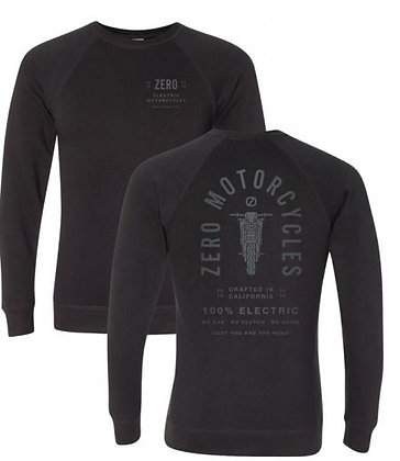 ZERO Sweatshirt Black