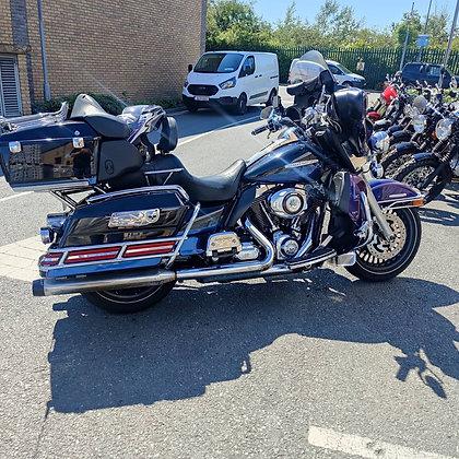 Harley Davidson Ultra Glide Limited 2010
