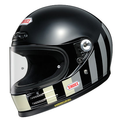 Shoei Glamster Retro BLK/Grey