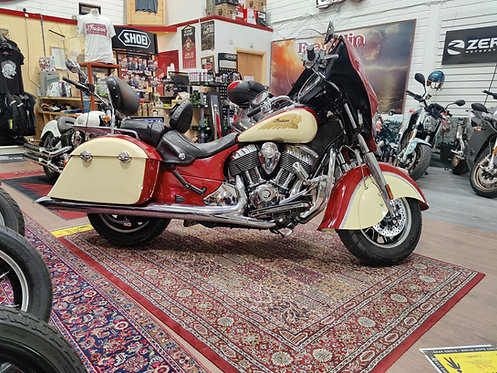 Indian Chieftain Classic  - 2016 - Indian / Ivory