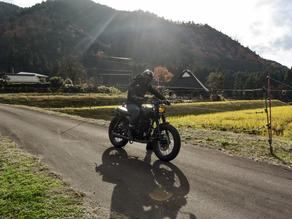 MUTT RIDERS JAPAN :RUN TO KYOTO
