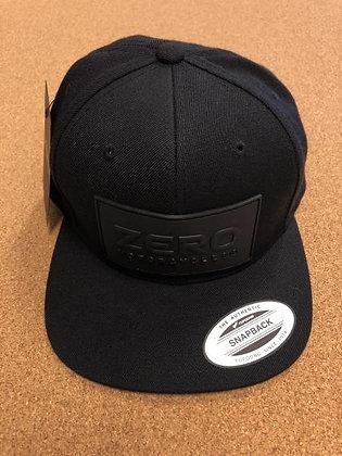 ZERO Motorcycle Patch Cap - Dark Grey