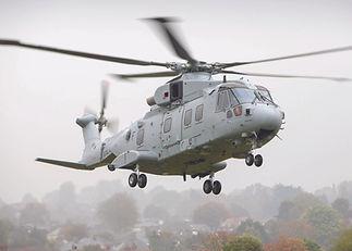 Helicopter Leonardo
