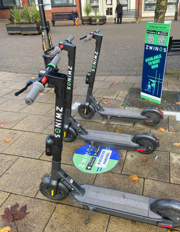 Zwings Scooters
