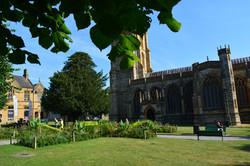St Johns Churchyard