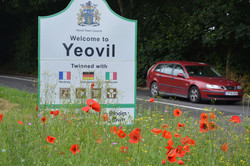 Welcome to Yeovil