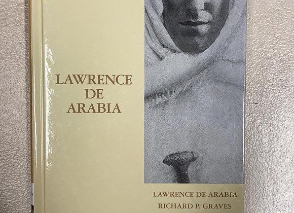 Biografía Lawrence de Arabia