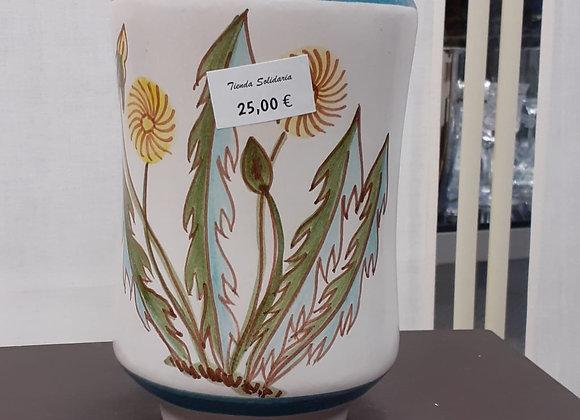 Tarro de cerámica