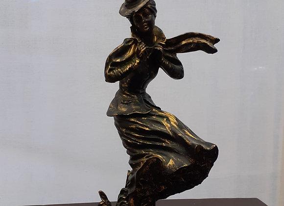 Escultura bronce