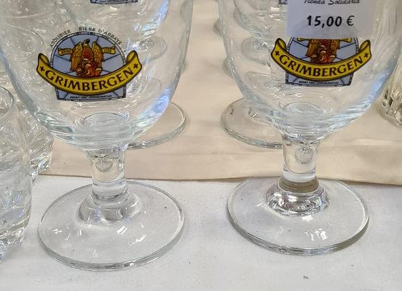 Conjunto copas Grimbergen