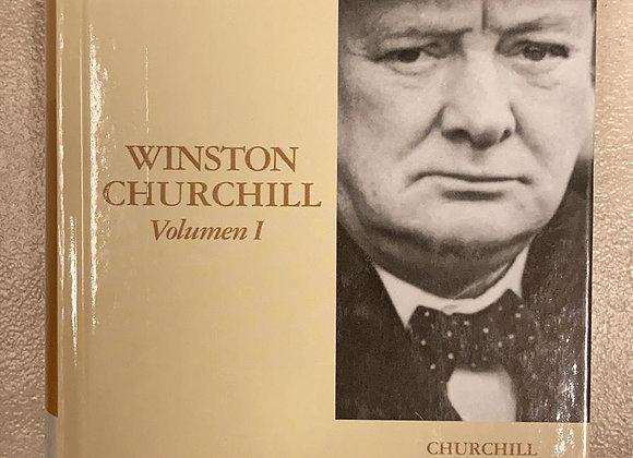 Biografía Churchill (2 tomos)