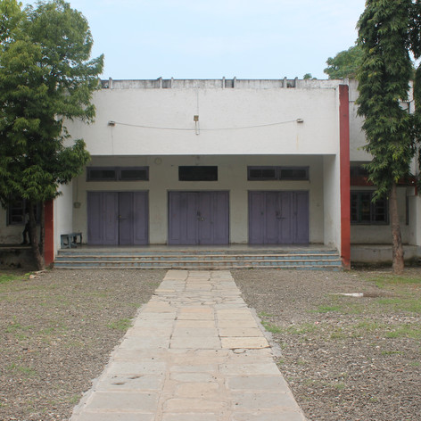 Multipurpose Hall and Boys' Dorm