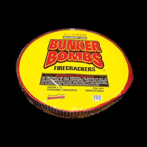 WOVEN ROLL BUNKER BOMB