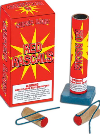 RED RASCALS
