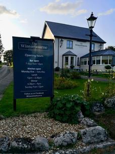 The Winterbourne Community Pub
