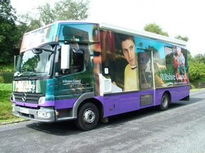 Wiltshire Library Service re-starting