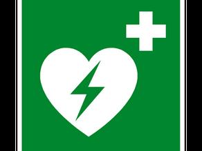 Defibrillator Checking - Volunteers Needed