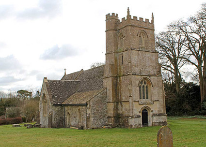 St Katherine and St Peter, Winterbourne Bassett