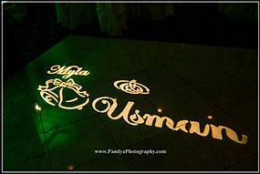Distinctive Soundz Monogram Wedding DJS New Jersey Philadelphia