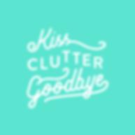 kiss clutter logo