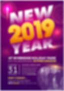 Riverside A0 New Years Eve 2019 Poster_P