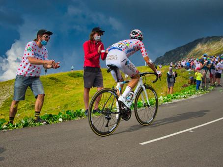 Tour de France 2020 - Col de la Loze !
