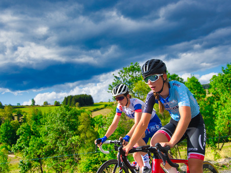 Tour International Féminin de l'Ardèche 2020.