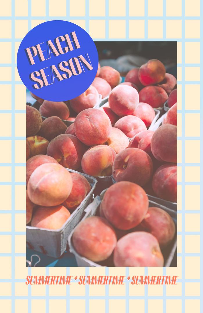 073/100 | Peach Season