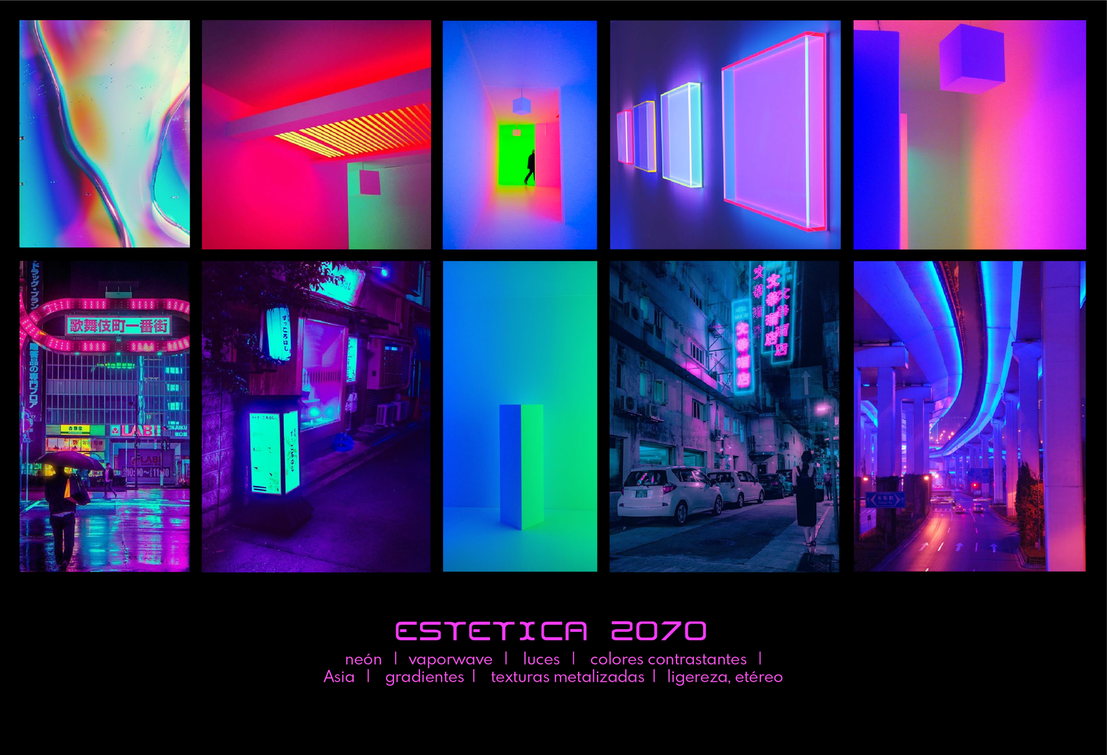 Estética 2070