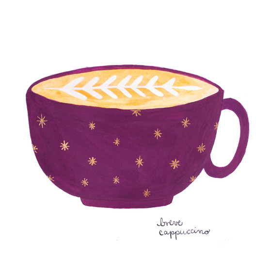 Cappuccino breve
