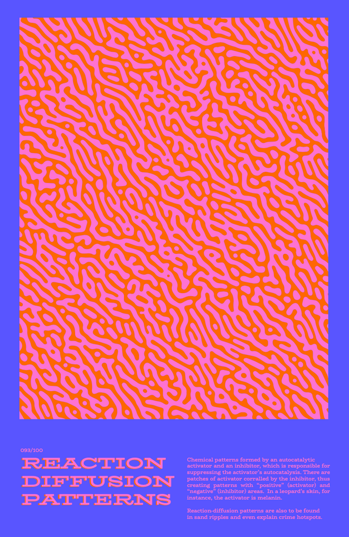 093/100 | Turing Patterns