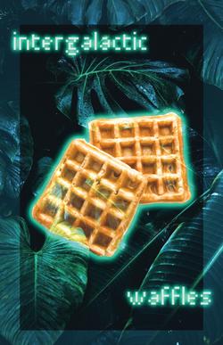 Intergalactic waffles