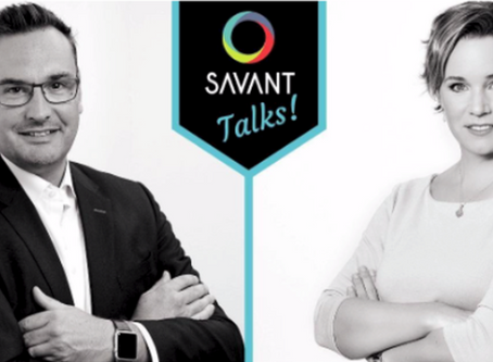 Savant Talks – Build only what is customer-proof