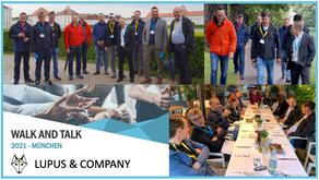 Walk& Talk in München mit spannenden Gästen und Themen