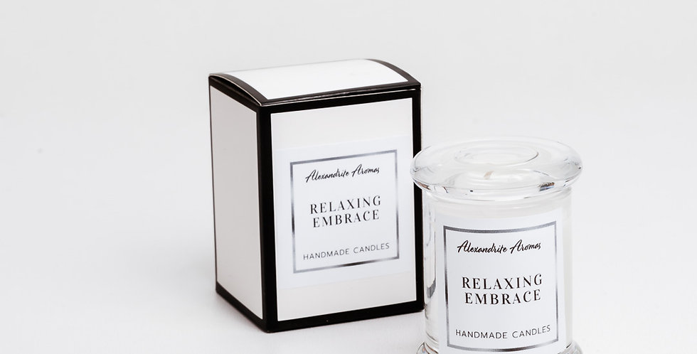 Relaxing Embrace - 9CL Candle
