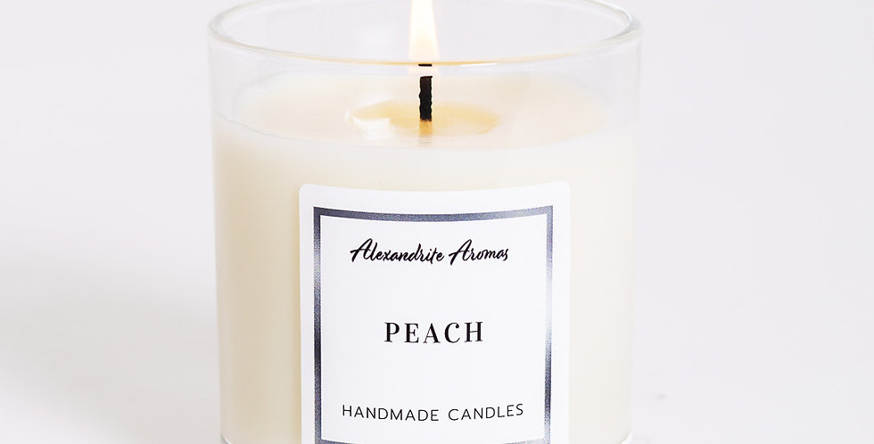 Peach - Small Vogue Candle